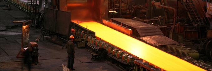 importazione di materiali siderurgici